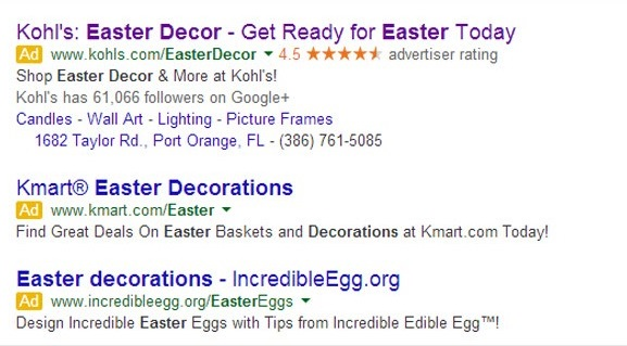 SEO Easter tips
