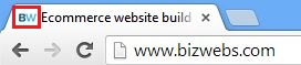 Favicon BizWebs