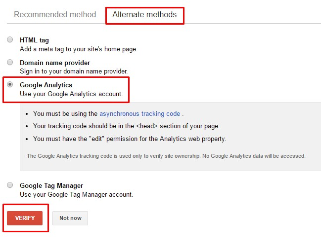 create sitemap to get google to indexed your new website