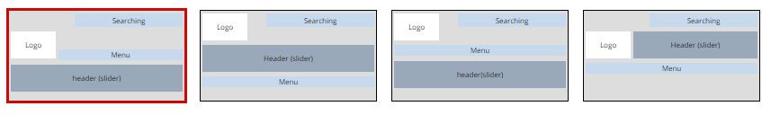 layout option BizWebs