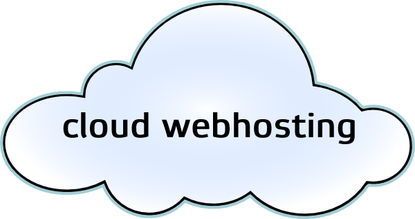 Cloud webhosting