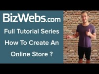 Sign Up and Orientation - BizWebs Tutorials