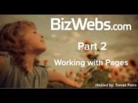 Working With Pages- BizWebs Tutorials